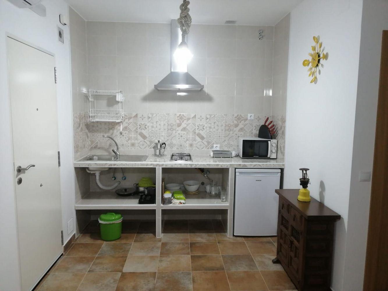 Apartamento 1 cocina