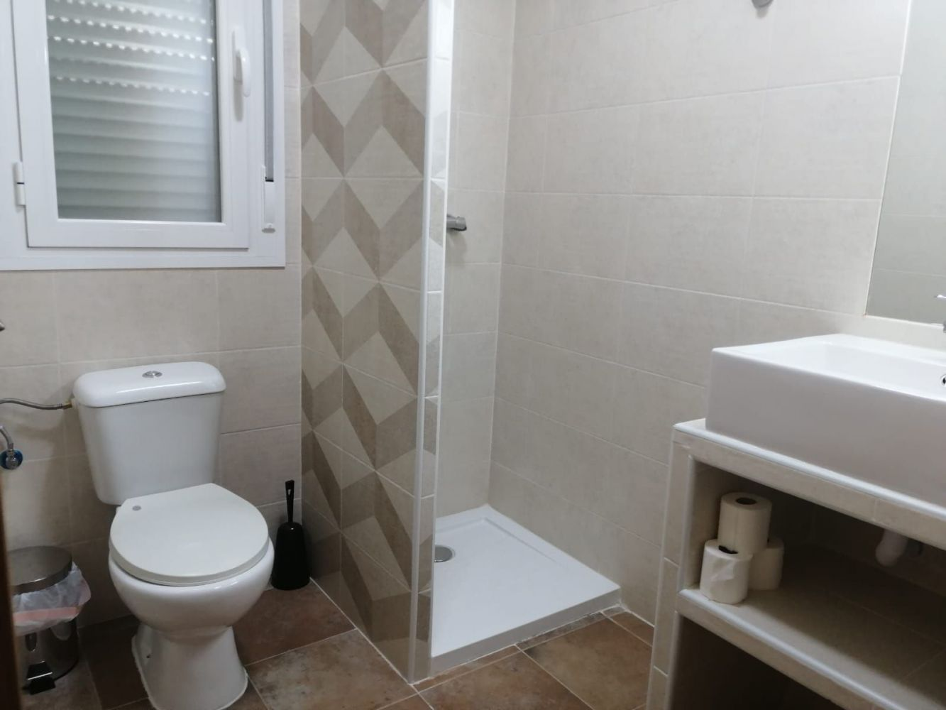 Apartamento 1 baño