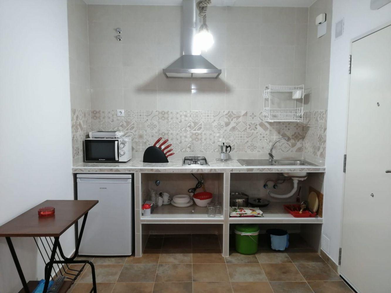 Apartamento 3 cocina