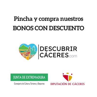 Bonos Turismo Cáceres